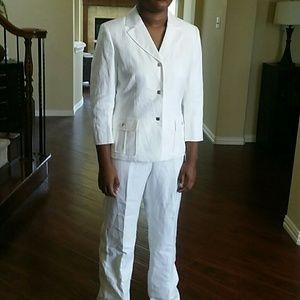 Kasper Pant Suit